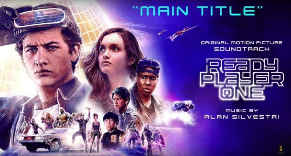 READY PLAYER ONE's Theme Recalls Classic '80s Spielberg