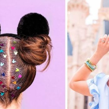 disney style mouse ears