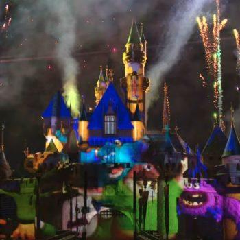 pixar fest fireworks 2018