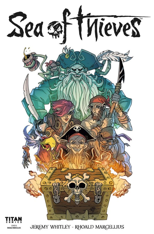 Sea of Thieves cover by Rhoald Marcellius