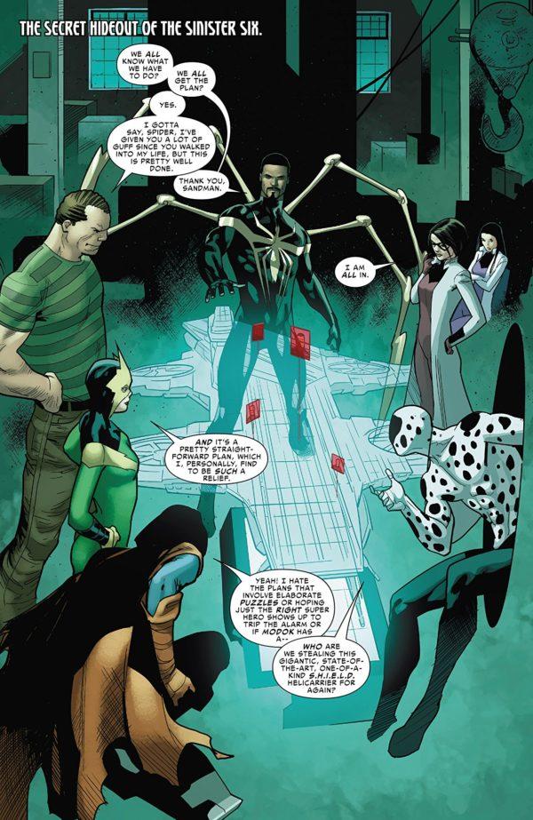 Spider-Man #238 art by Oscar Bazaldua and Brian Reber