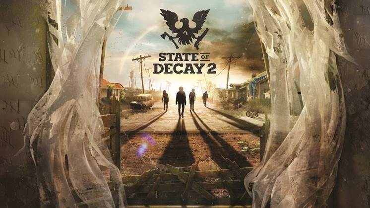 State Of Decay 2 Just Got a New Stability Patch