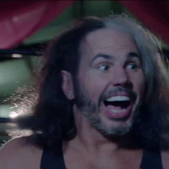 Bray Wyatt Disappears into Lake During Ultimate Deletion Match with Matt Hardy
