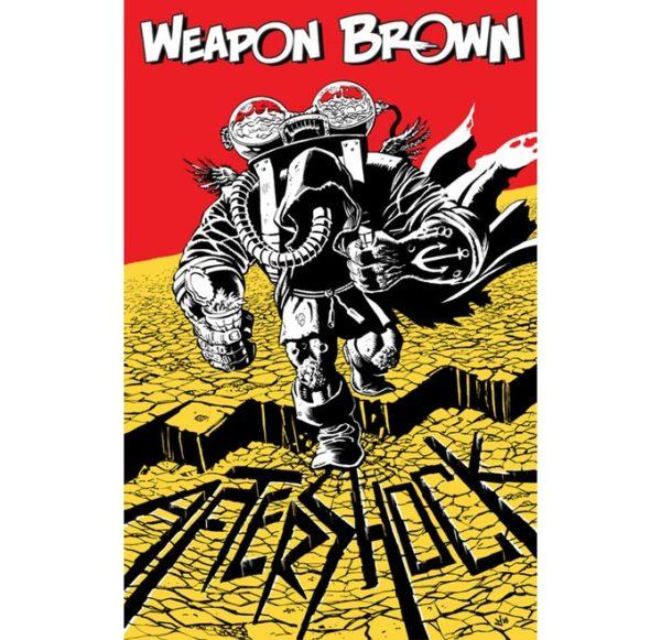 Weapon Brown Aftershock