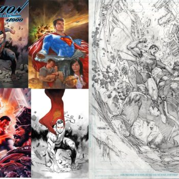more Action Comics #1000 covers
