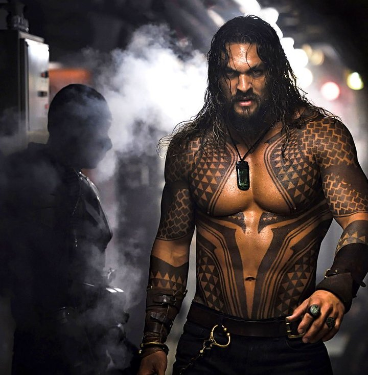 Aquaman Brings on the Composer from Wonder Woman