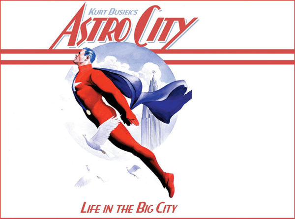 astro city kurt busiek tv series