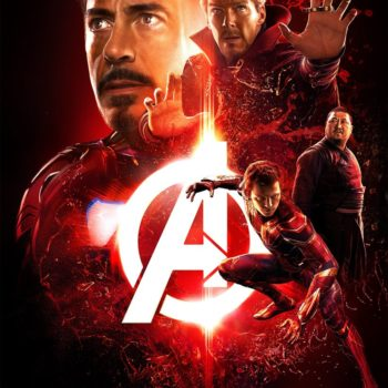 Avengers: infinity war new posters