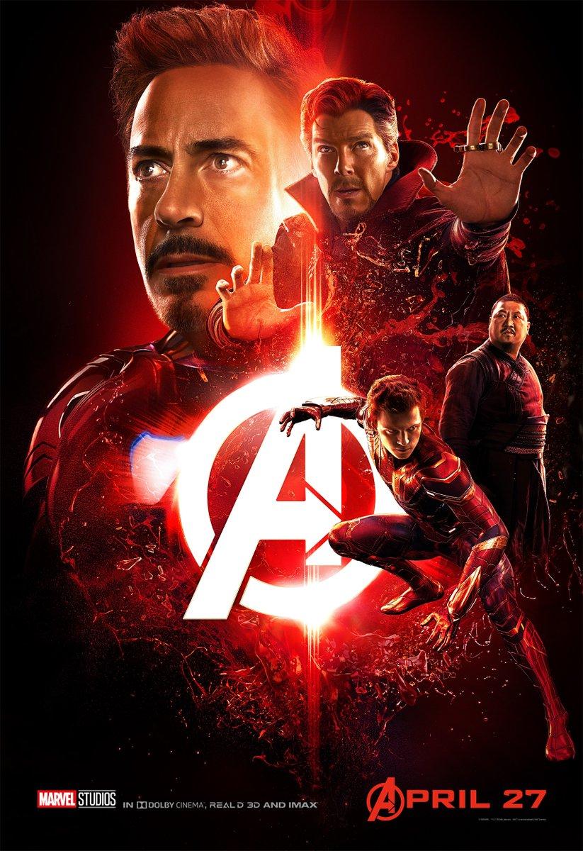 5 new posters for avengers: infinity war - bleeding cool news