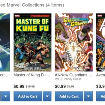 ComiXology Sale