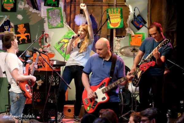 chris gethard show review geek vibe