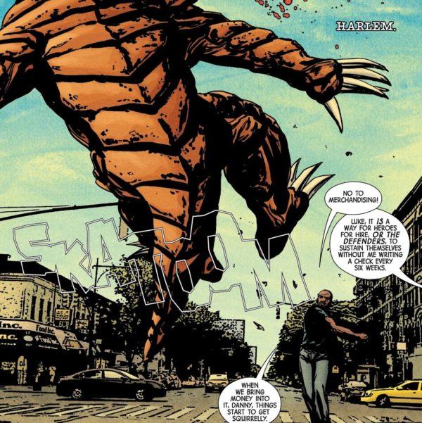 jessica jones graphic novel