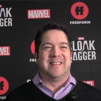 Joe Pokaski cloak and dagger premiere 2018