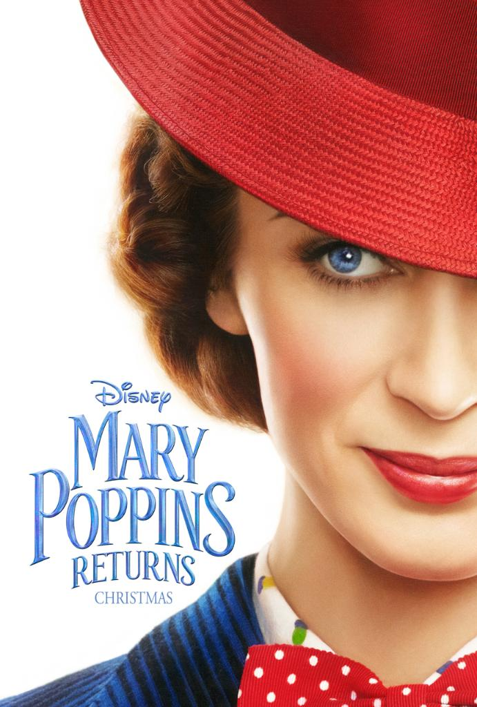 New Poster from Mary Poppins Returns