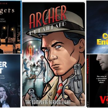 archer and more march 2018 home releases