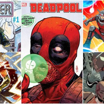 Marvel Comics Solicits for June 2018