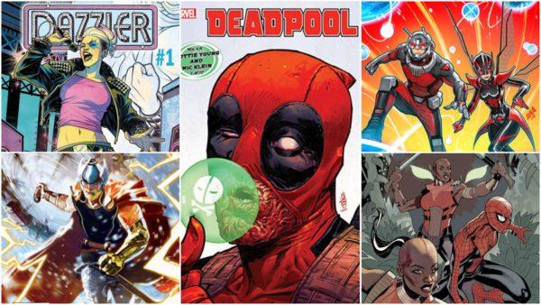Marvel Comics Solicits for June 2018