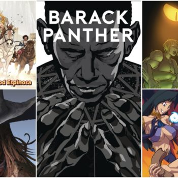 Antarctic Press June 2018 Solicits