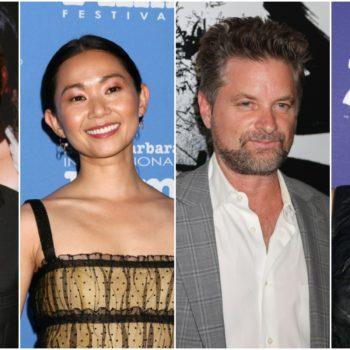Hong Chau, Shea Whigham, Jeremy Allen White, Sydney Tamiia Poitier: Homecoming Cast