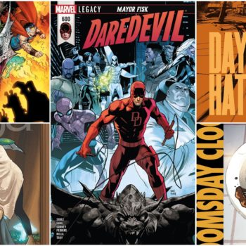 Bleeding Cool Comics Chatter, Week of 03/28/18