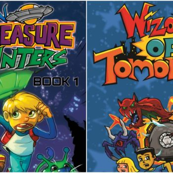 connor hoover books