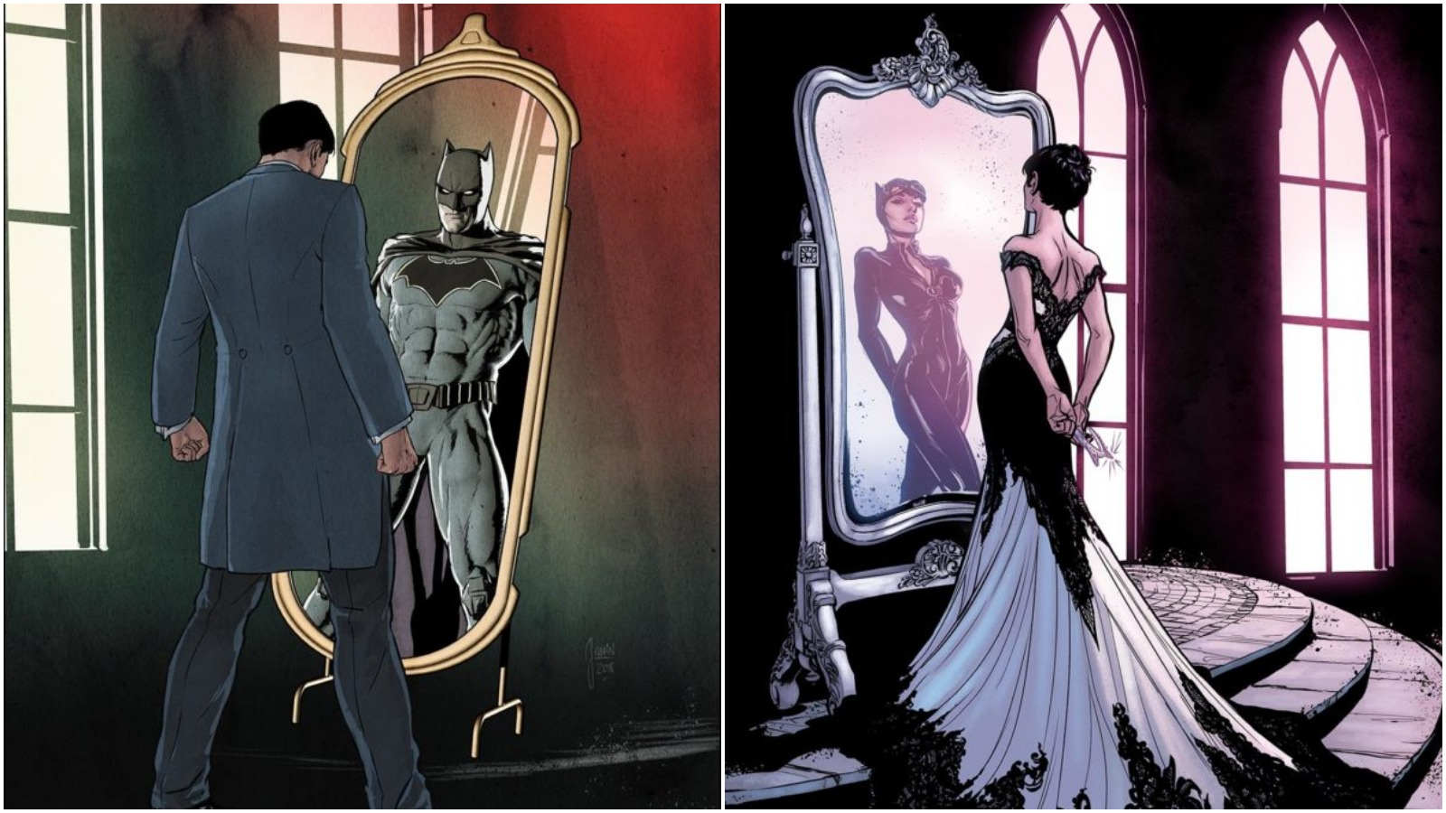 Who Wants to See Catwoman\'s Wedding Dress, Then?