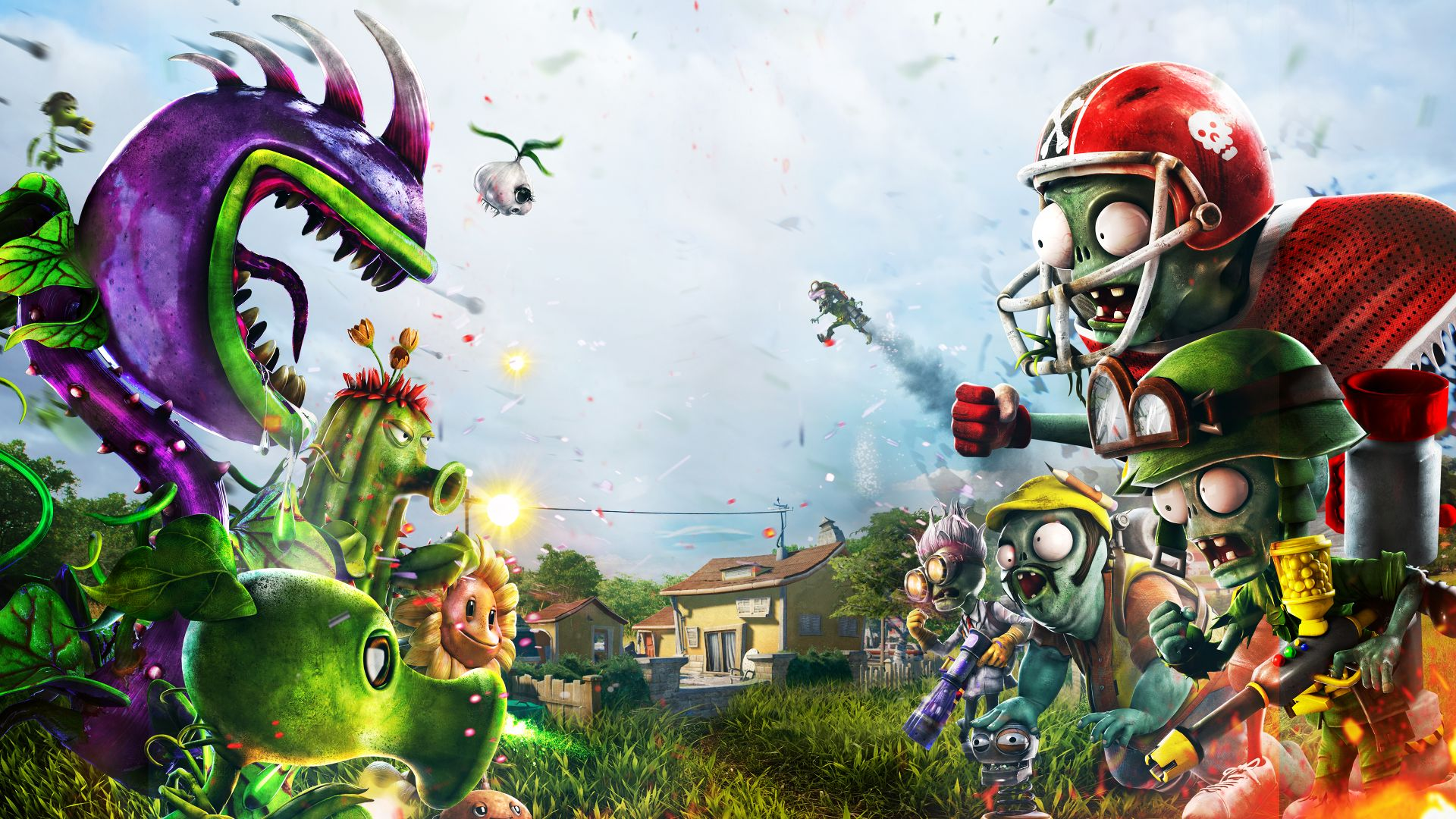 Awesome Plants Vs. Zombies: Garden Warfare 3 Might Have Been Leaked By Amazon    Bleeding Cool News And Rumors Gallery