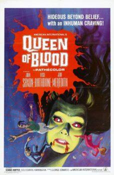 Queen of Blood poster