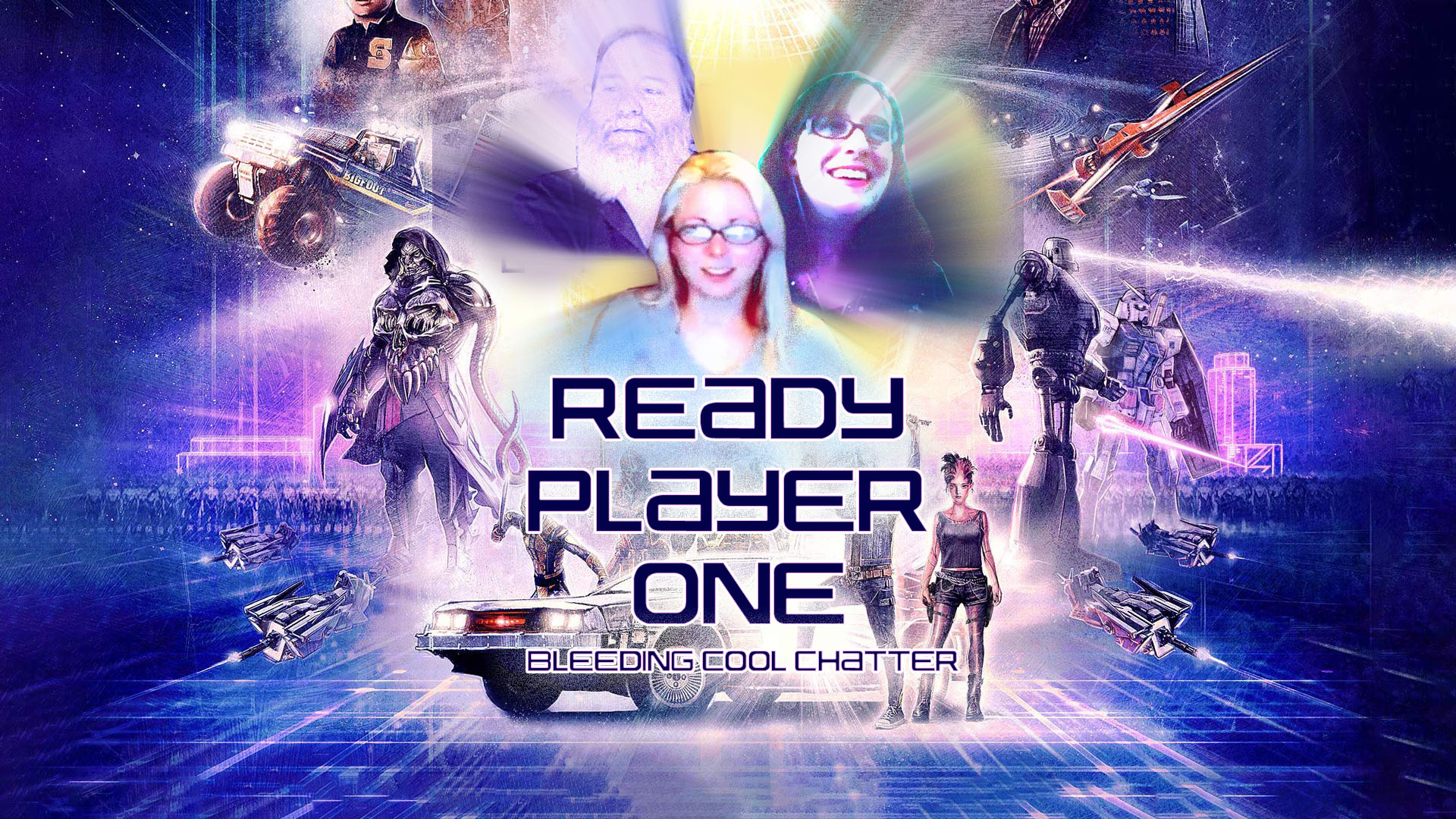 Bleeding Cool Chatter 22 Ready Player One Book Vs Movie Perspective