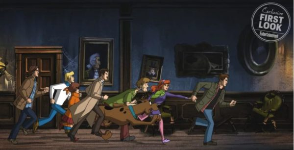 supernatural scooby doo cw first look