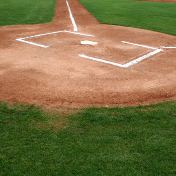 Baseball Batter's Box -- David Lee/Shutterstock.com