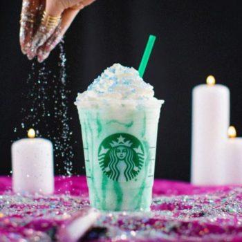 starbucks crystal ball frappuccino