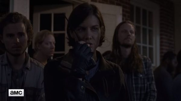 The Walking Dead Preview: Maggie Gives Simon 38 Reasons to Reconsider