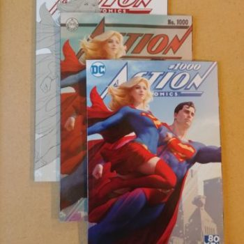 Action Comics #1000 Covers