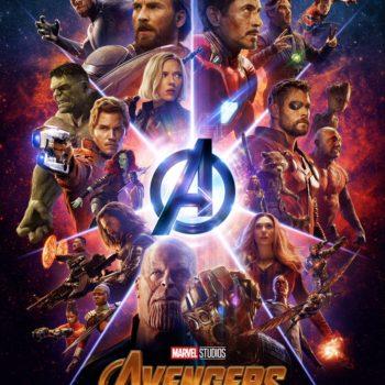 Avengers: Infinity War imax poster