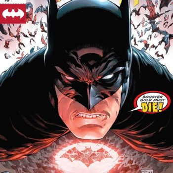 Batman #45 cover by Tony Daniel and Tomeu Morey