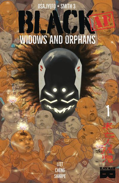 Black AF Widows and Orphans #1 Cover by Tim Smith