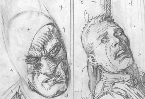 batman: earth one Doomsday Clock