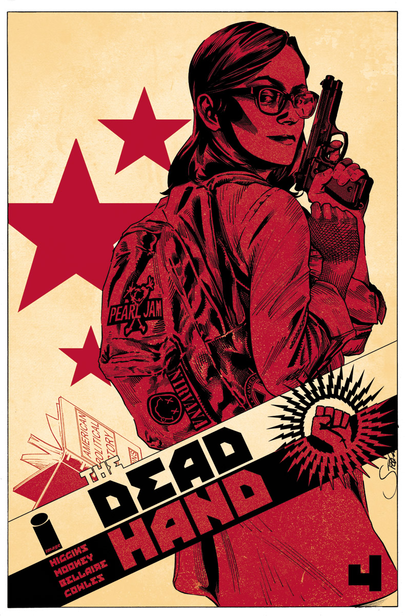 The Dead Hand #4