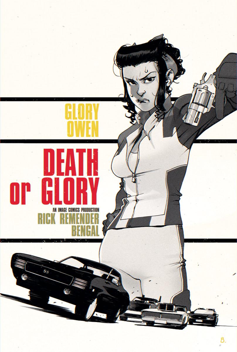 Death or Glory #3