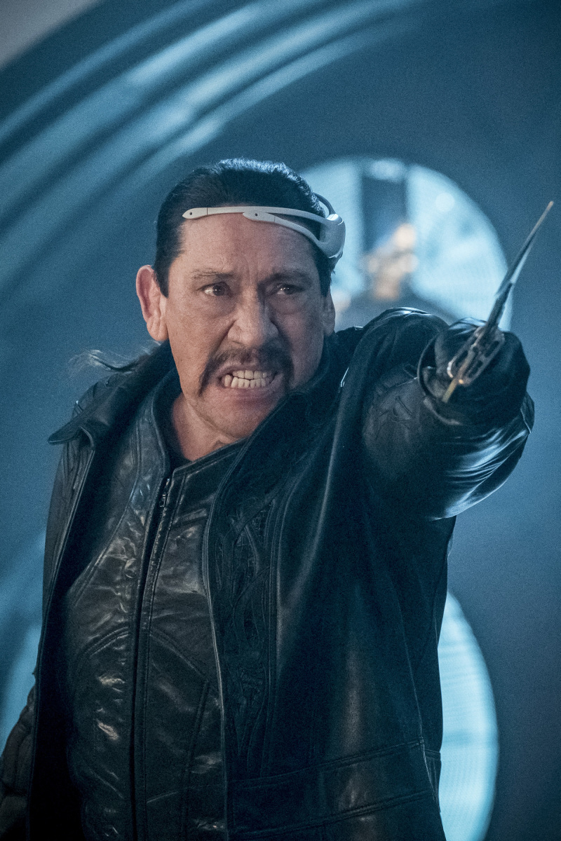 Danny Trejo the flash