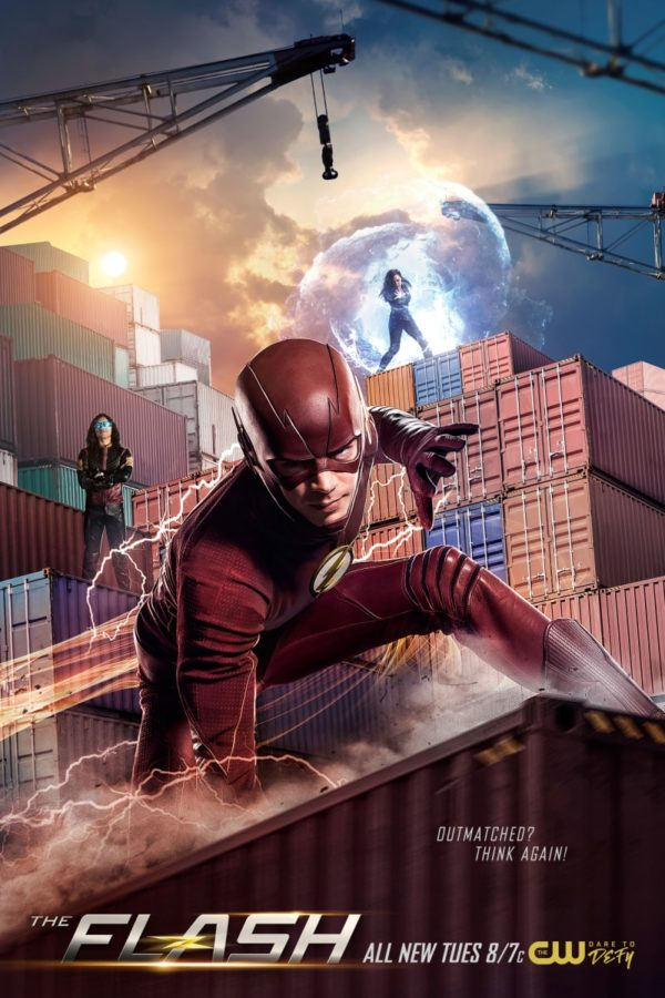 Populair The Flash Season 4: New Poster and 15 Photos for 'Therefore She Is' @UN05