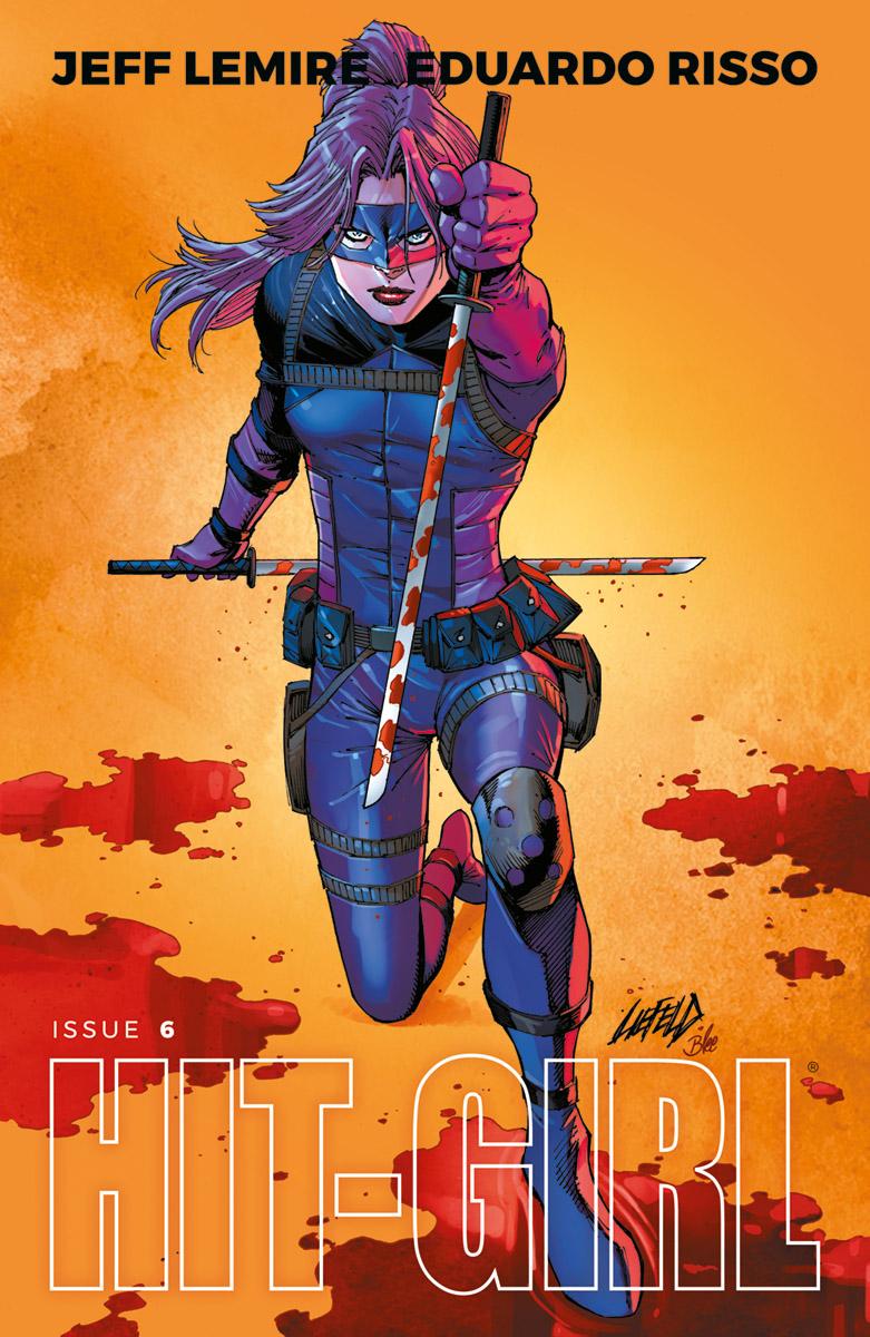 Hit-Girl #6