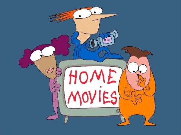 home movies banner