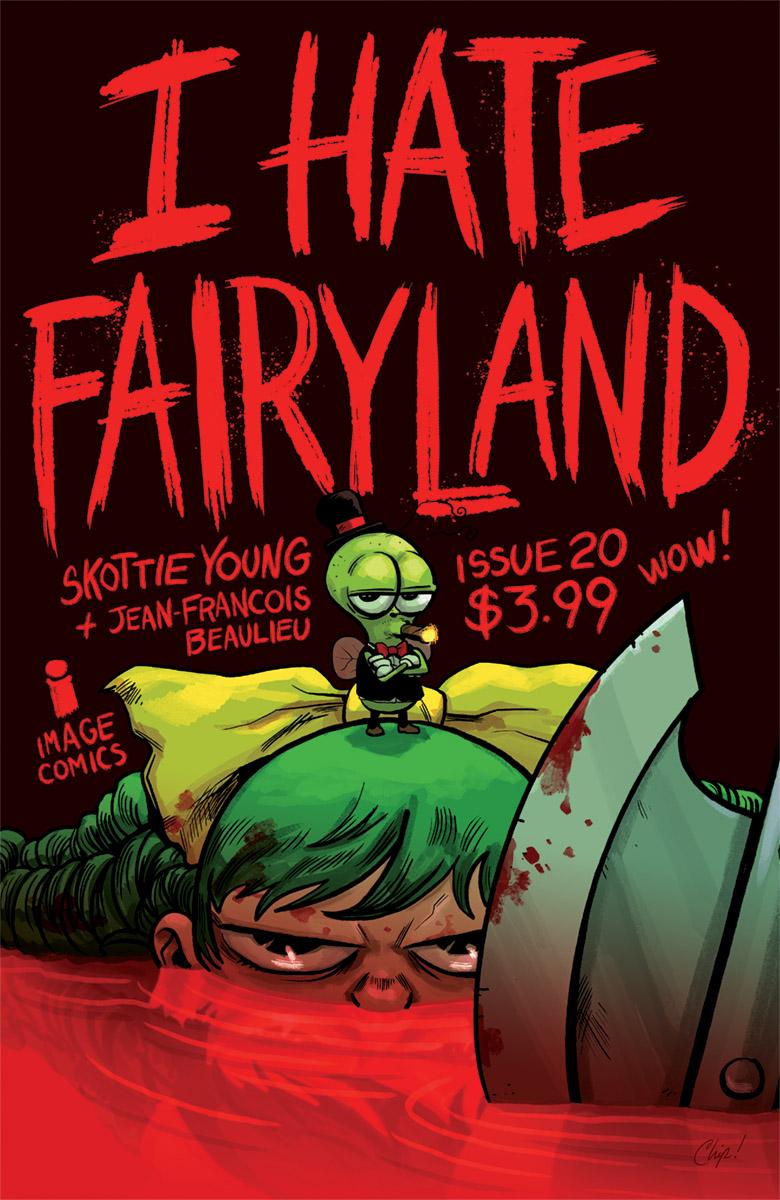 I Hate Fairyland #20