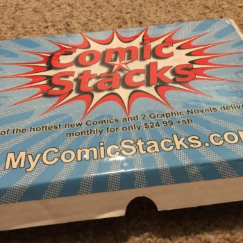 Comic Stacks Box
