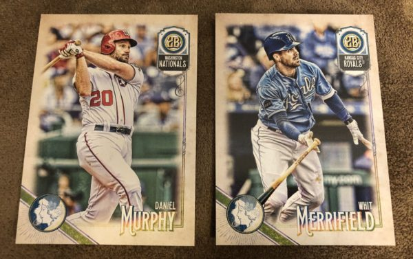 2018 Topps Gypsy Queen 4