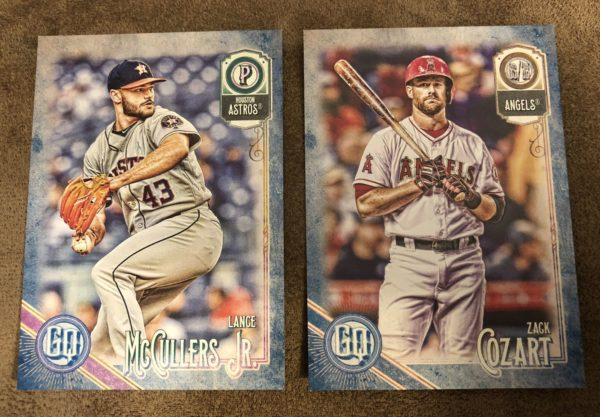 2018 Topps Gypsy Queen 5