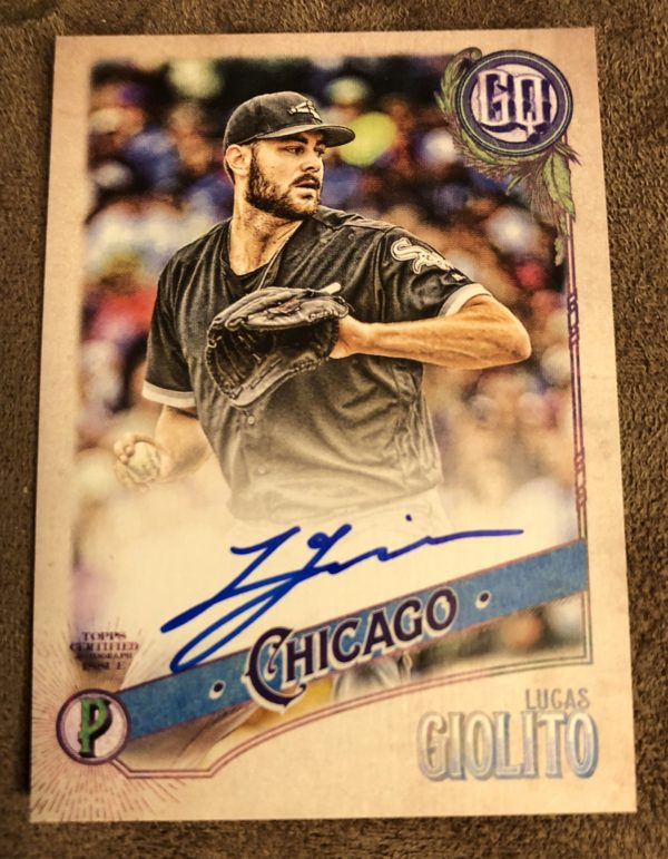 2018 Topps Gypsy Queen 9