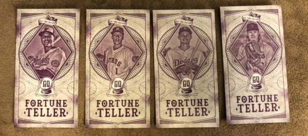 2018 Topps Gypsy Queen 10